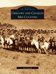 Gregory and Charles Mix Counties ebook by Jan Cerney