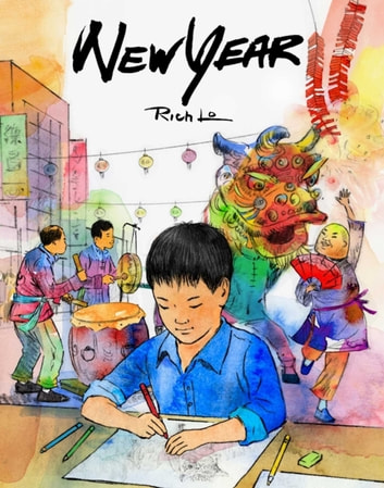 New Year ebook by Rich Lo
