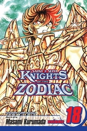 Knights of the Zodiac (Saint Seiya), Vol. 18 - The End of the Azure Waves ebook by Masami Kurumada, Masami Kurumada