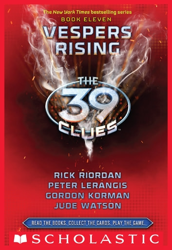 The 39 clues book 11 vespers rising ebook by gordan korman the 39 clues book 11 vespers rising ebook by gordan kormanpeter lerangis fandeluxe Gallery