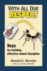 With All Due Respect ebook by Ronald Morrish