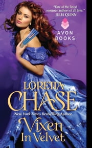 Vixen in Velvet ebook by Loretta Chase