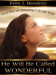 He Will Be Called Wonderful - God Has an Amazing Life for You ebook by Felix J Bendezu
