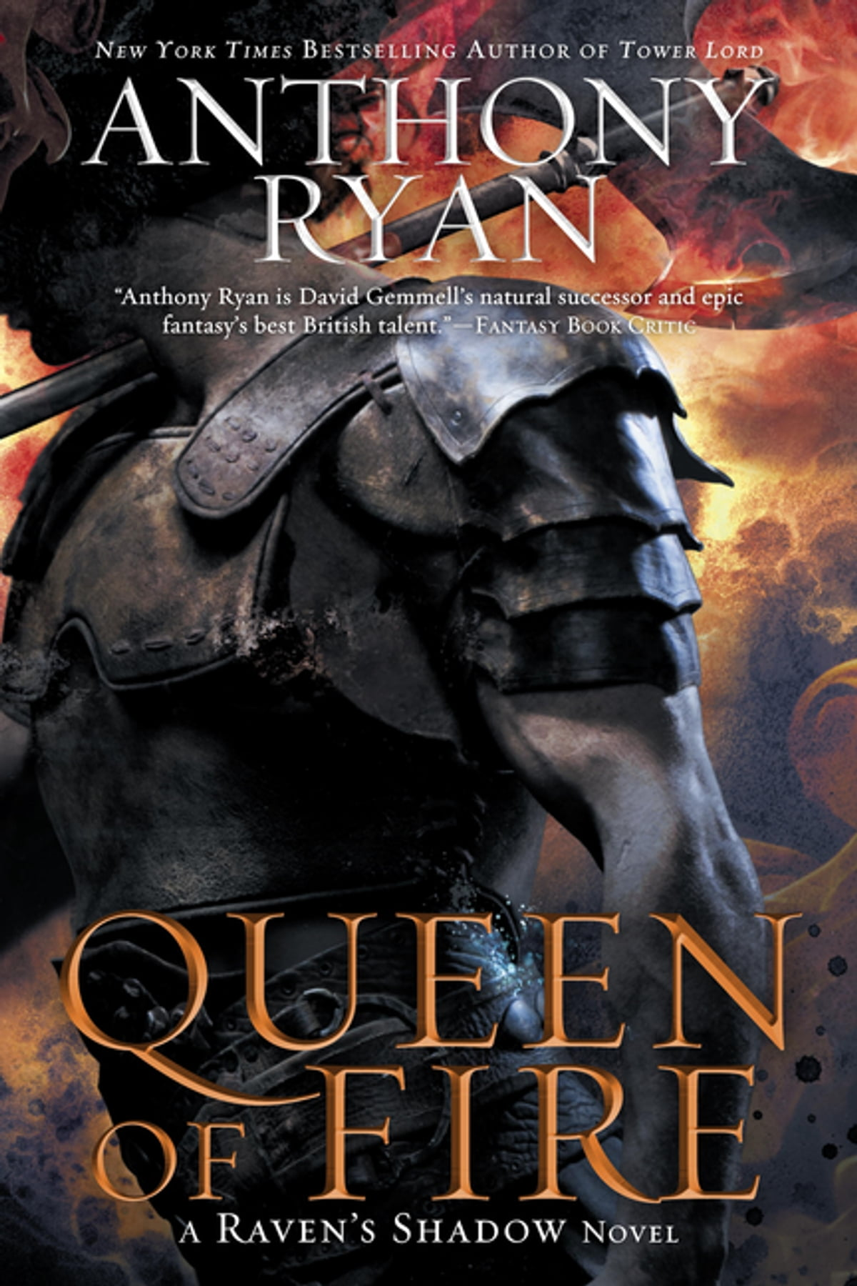 Queen Of Fire Ebook By Anthony Ryan