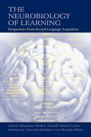The Neurobiology of Learning - Perspectives From Second Language Acquisition ebook by John H. Schumann,Sheila E. Crowell,Nancy E. Jones,Namhee Lee,Sara Ann Schuchert