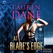 At Blade's Edge audiobook by Lauren Dane