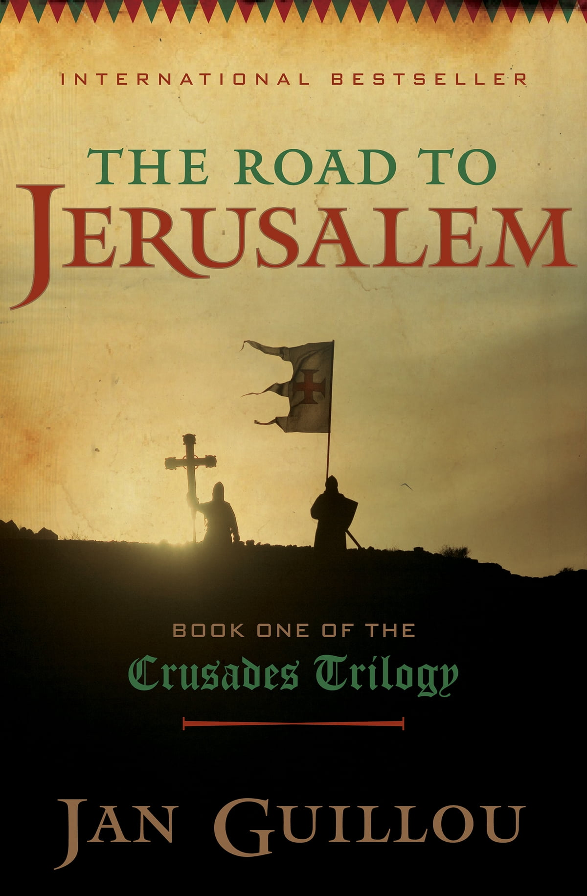 Download The Road To Jerusalem The Knight Templar 1 By Jan Guillou