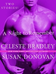 A Night to Remember ebook by Celeste Bradley, Susan Donovan