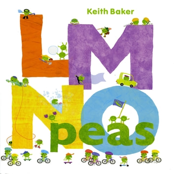 Lmno Peas audiobook by Keith Baker