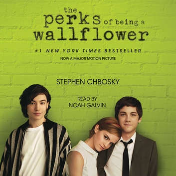 The Perks of Being a Wallflower luisterboek by Stephen Chbosky
