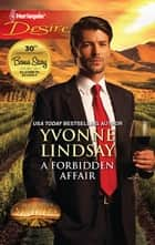 A Forbidden Affair ebook by Yvonne Lindsay