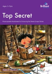 Top Secret - Stewie Scraps Teacher Resource ebook by Sheila Blackburn