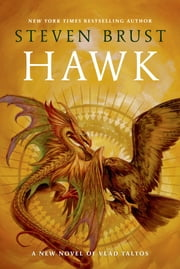 Hawk ebook by Steven Brust