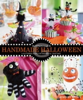 Glitterville's Handmade Halloween - A Glittered Guide for Whimsical Crafting! ebook by Stephen Brown