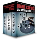 Licensed to Thrill 1, Hunt For Jack Reacher Series Thrillers Books 1-3