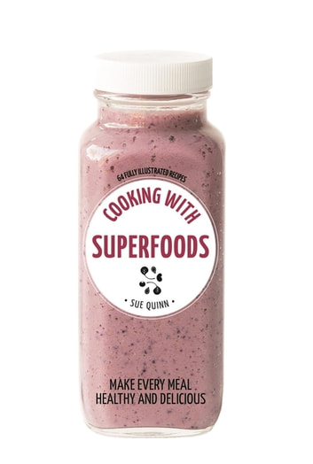 Cooking with Superfoods ebook by Sue Quinn