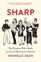 Sharp ebook by Michelle Dean