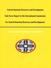 Central American Recovery and Development ebook by William L. Ascher,Ann Hubbard