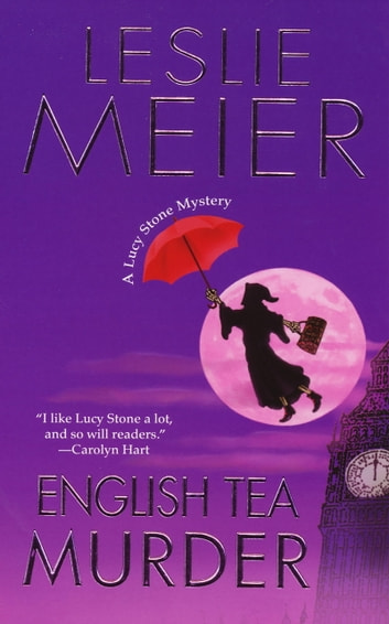 English Tea Murder ebook by Leslie Meier