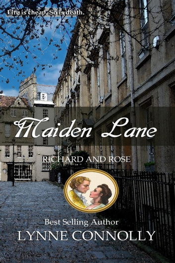 Maiden Lane - Richard and Rose, #7 ebook by Lynne Connolly