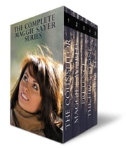 The Complete Maggie Sayer Series: Five full length novels featuring therapist Maggie Sayer by Gillian Jackson--'Edgy, poignant, romantic & well told' ebook by Gillian Jackson