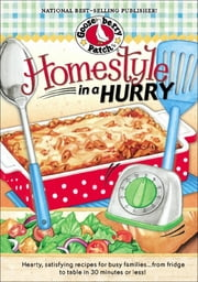 Homestyle in a Hurry ebook by Gooseberry Patch