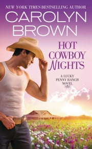 Hot Cowboy Nights ebook by Carolyn Brown