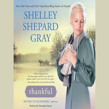 Thankful - Return to Sugarcreek, Book Two audiobook by Shelley Shepard Gray
