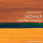 Homer - A Very Short Introduction audiobook by Barbara Graziosi