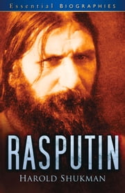 Rasputin - An Introduction ebook by Harold Shukman