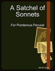 A Satchel of Sonnets ebook by Bill Mc Neice