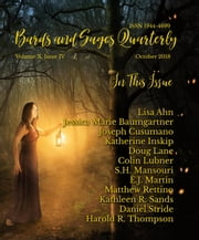 Bards and Sages Quarterly (October 2018) ebook by Harold R. Thompson, S.M. Mansouri, Kathleen R. Sands