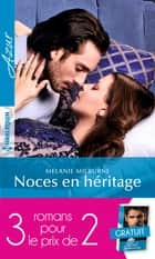 Pack 3 pour 2 Azur - Juin 2019 ebook by Melanie Milburne, Julia James, Catherine George