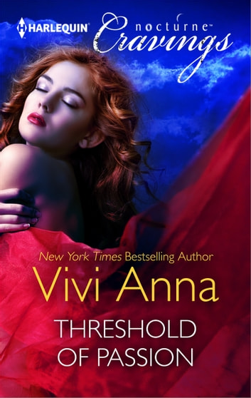 Threshold of Passion ebook by Vivi Anna