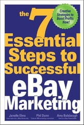 The 7 Essential Steps to Successful eBay Marketing ebook by Elms, Janelle