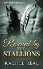 Rescued by the Stallions ebook by Rachel Real