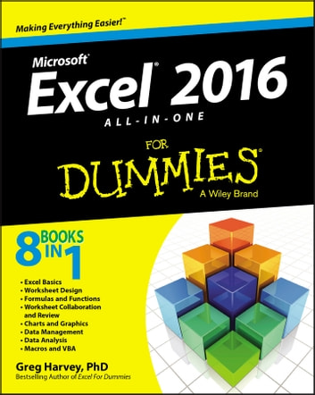 Excel 2016 all in one for dummies ebook by greg harvey excel 2016 all in one for dummies ebook by greg harvey fandeluxe PDF