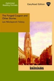 The Forged Coupon And Other Stories ebook by Leo Tolstoy