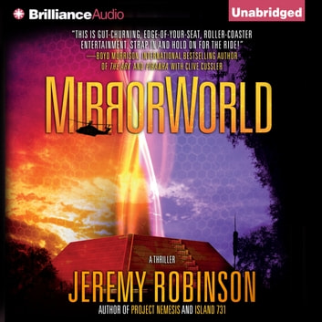 MirrorWorld audiobook by Jeremy Robinson