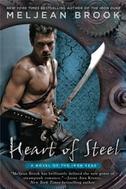 Heart of Steel ebook by Meljean Brook