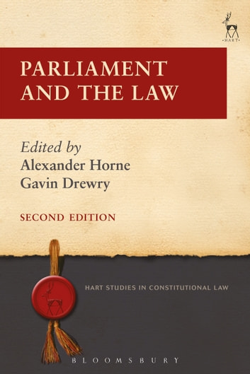 Parliament and the Law ebook by