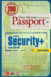 Mike Meyers' CompTIA Security+ Certification Passport, Fourth Edition (Exam SY0-401) ebook by Dawn Dunkerley,T. J. Samuelle