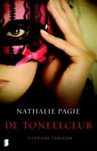 De toneelclub ebook by Nathalie Pagie