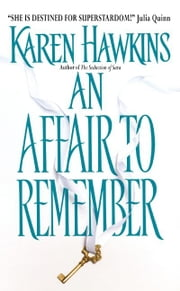 An Affair to Remember ebook by Karen Hawkins