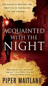Acquainted With the Night ebook by Piper Maitland
