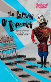 The Captain of Köpenick ebook by Ron Hutchinson,Carl Zuckmayer