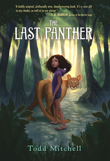 The Last Panther ebook by Todd Mitchell