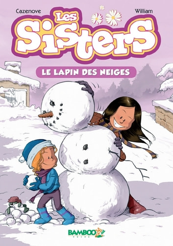 Les Sisters Bamboo Poche T03 ebook by William,Christophe Cazenove