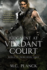 Judgment at Verdant Court ebook by M.C. Planck