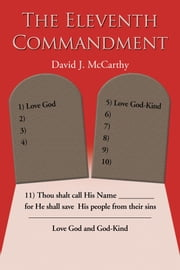 The Eleventh Commandment ebook by David J. McCarthy